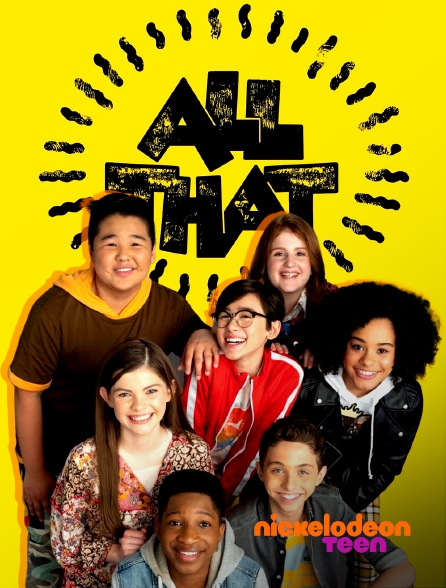 Nickelodeon Teen - All That