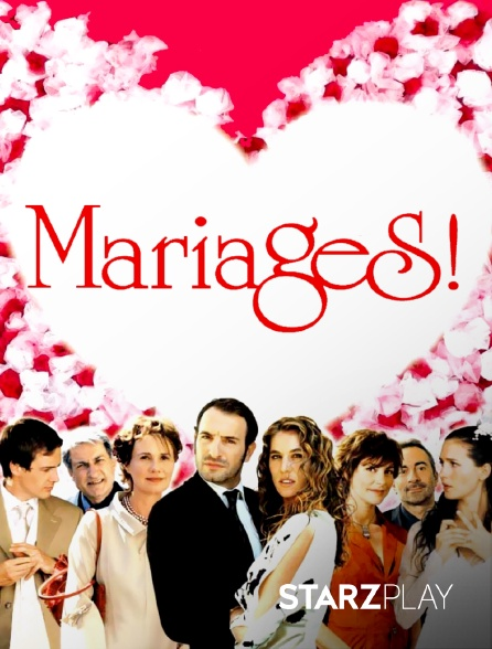 StarzPlay - Mariages !