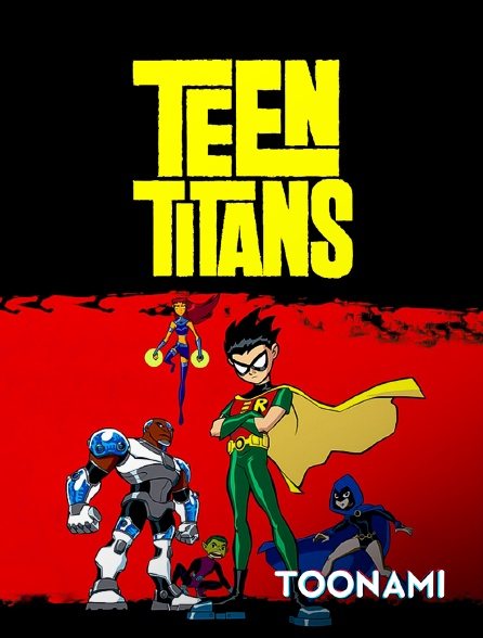 Toonami - Teen Titans