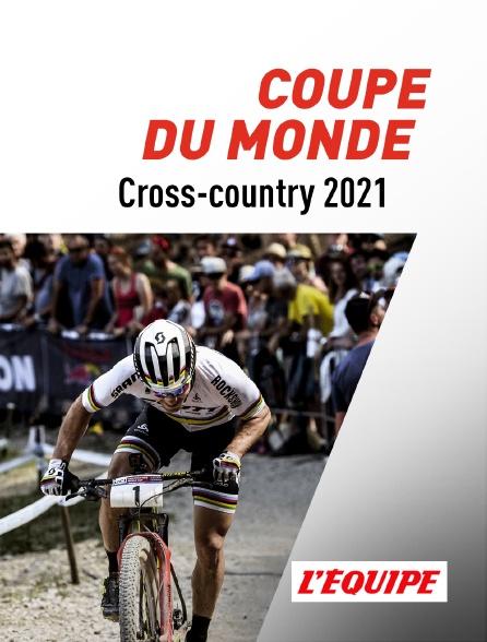 L'Equipe - Coupe du monde de cross-country 2021