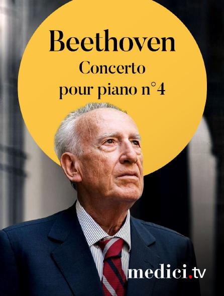 Medici - Beethoven, Concerto pour piano n°4 - Maurizio Pollini, Claudio Abbado, Lucerne Festival Orchestra