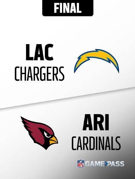 NFL 10 - Chargers - Cardinals