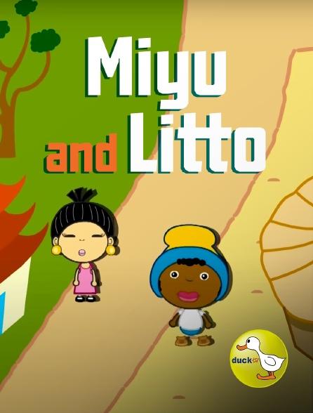 Duck TV - Miyu and Litto