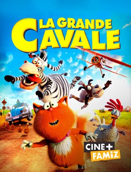 Ciné+ Famiz - La grande cavale