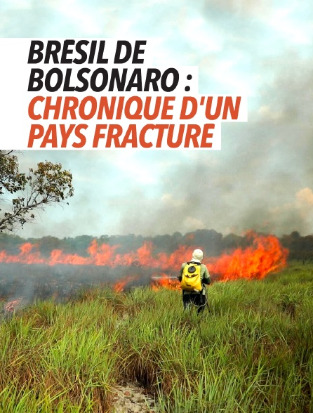 Brésil de Bolsonaro : chronique d'un pays fracturé