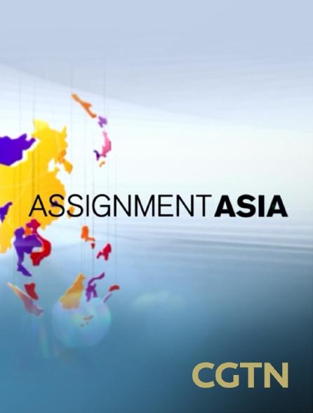 CGTN - Assignment Asia