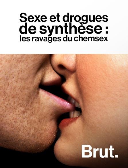 Brut - Sexe et drogues de synthèse : les ravages du chemsex