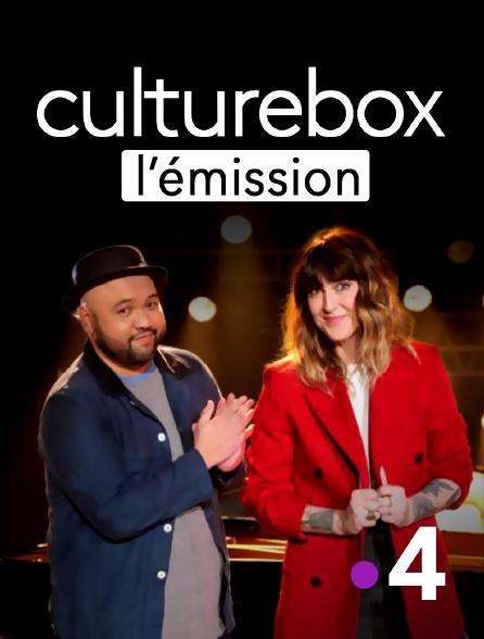 France 4 - Culturebox l'émission