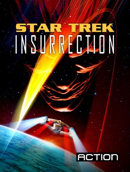 Action - Star Trek : insurrection