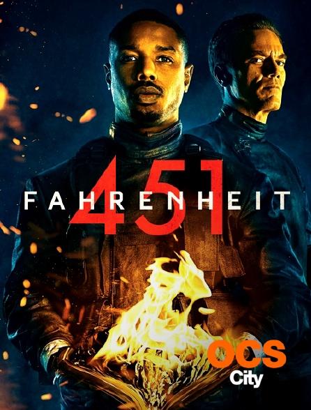 OCS City - Fahrenheit 451