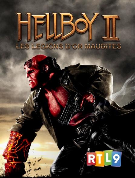 RTL 9 - Hellboy II : les légions d'or maudites