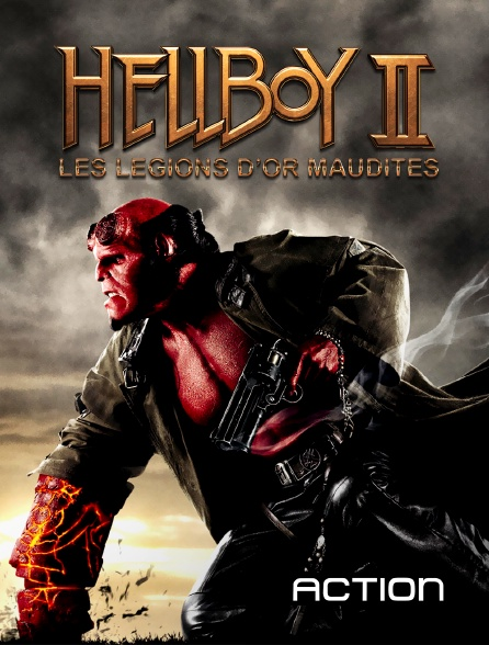 Action - Hellboy II : les légions d'or maudites