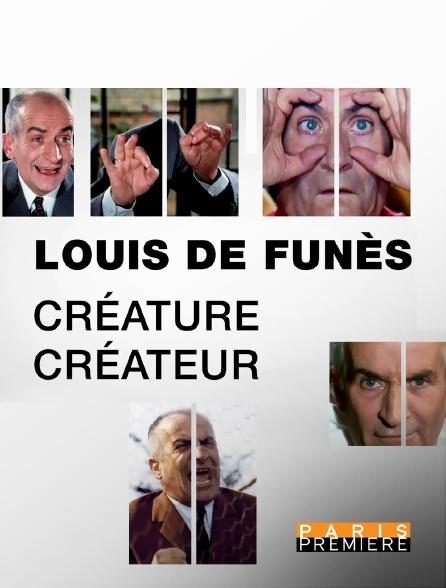 Paris Première - Louis de Funès, créature / créateur