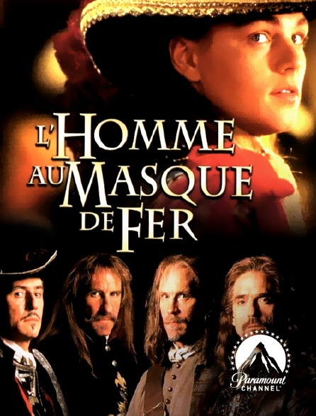 Paramount Channel - L'homme au masque de fer