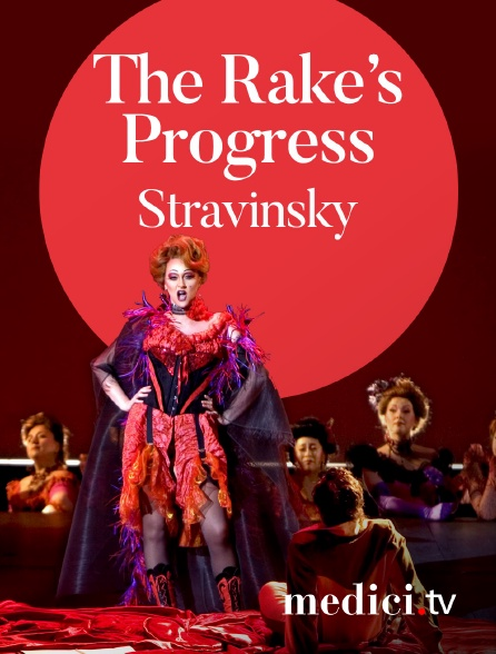 Medici - Stravinsky, The Rake's Progress - Kazushi Ono, Robert Lepage - Théâtre de la Monnaie