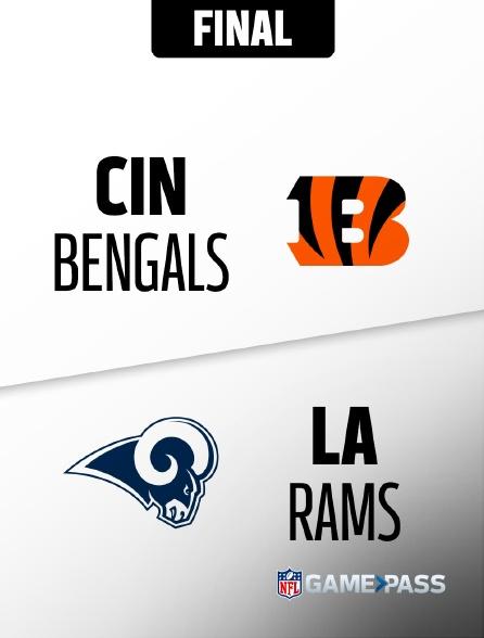 NFL 08 - Bengals - Rams