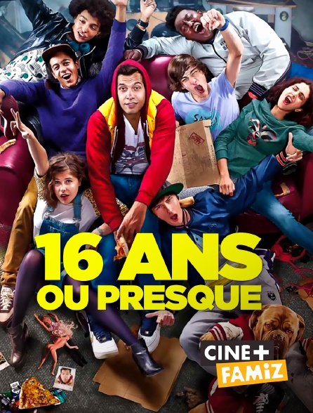 Ciné+ Famiz - 16 ans ou presque