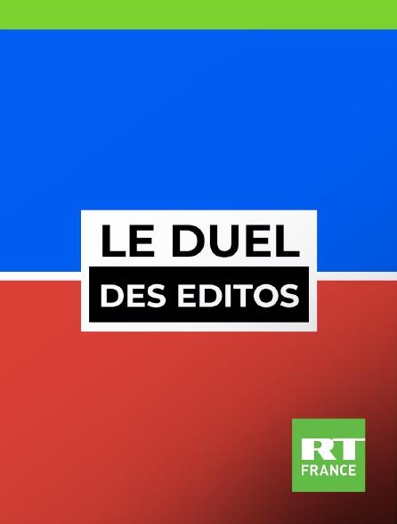 RT France - Le duel des editos