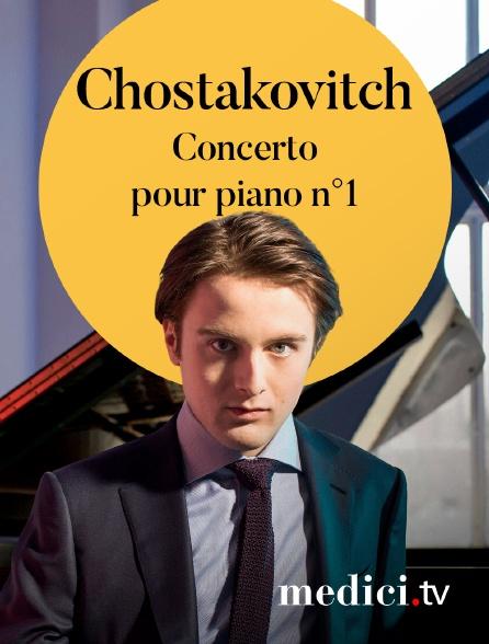 Medici - Chostakovitch, Concerto pour piano n°1 - Daniil Trifonov, Semyon Bychkov, Czech Philharmonic - Rudolfinum, Prague