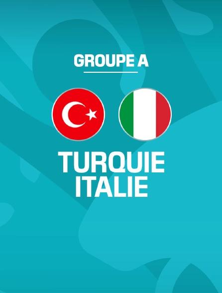 Football - Euro : Turquie / Italie