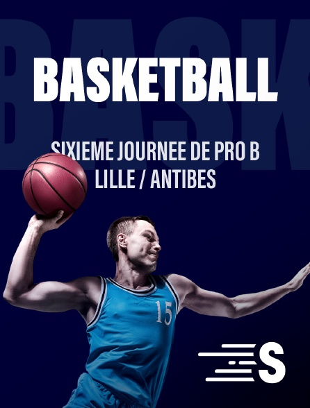 Sport en France - Sixième journée de Pro B entre Lille et Antibes