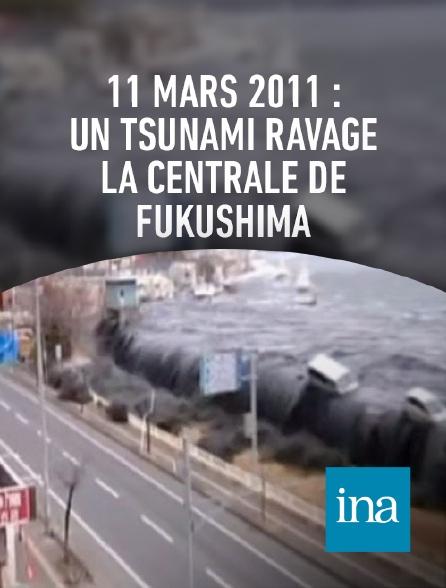 INA - Séisme au Japon
