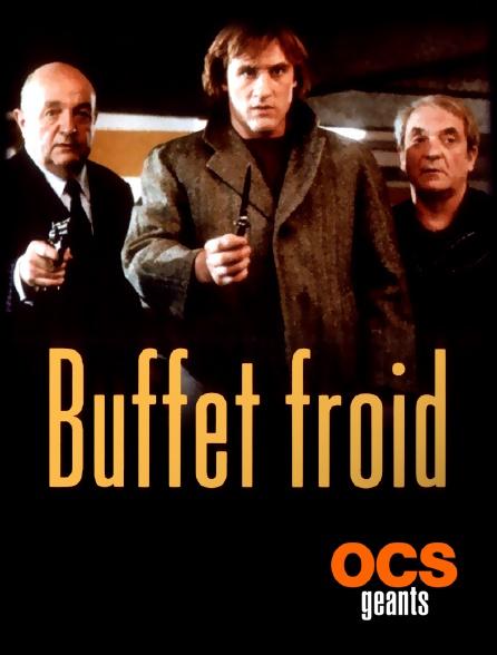 OCS Géants - Buffet froid