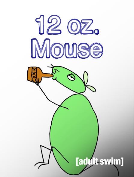 Adult Swim - 12oz Mouse