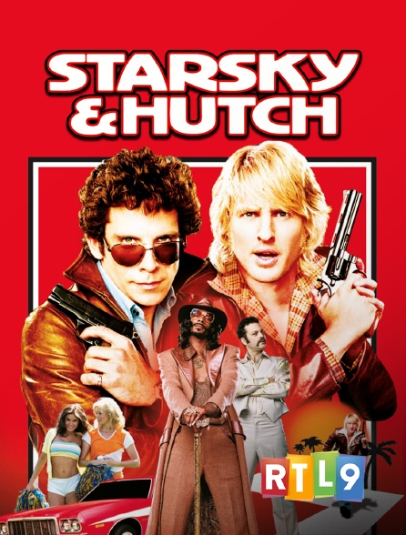 RTL 9 - Starsky et Hutch