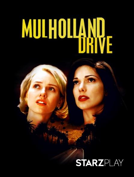 StarzPlay - Mulholland Drive