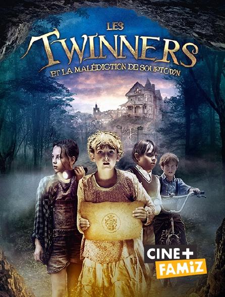 Ciné+ Famiz - Les Twinners et la malédiction de Souptown