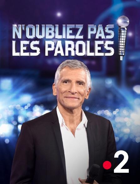 France 2 - N'oubliez pas les paroles