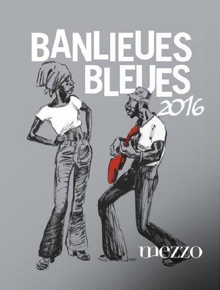 Mezzo - Banlieues bleues 2016
