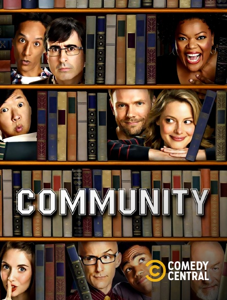 Comedy Central - Community