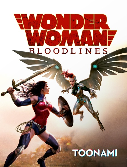 Toonami - Wonder Woman : Bloodlines