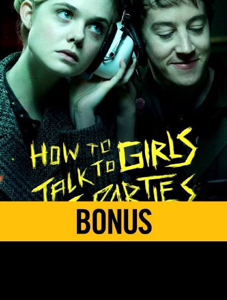 How To Talk To Girls At Parties : bonus