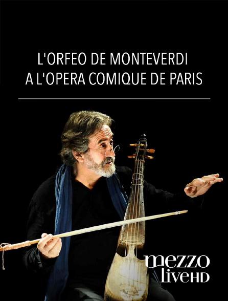 Mezzo Live HD - L'Orfeo