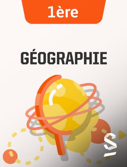 SchoolMouv - Géographie - 1ère