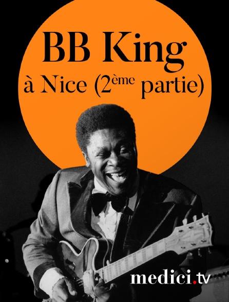 Medici - BB King en concert à Nice (2ème partie)