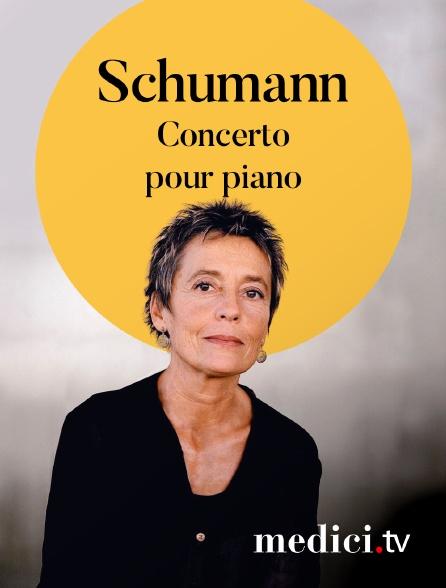 Medici - Schumann, Concerto pour piano - Maria João Pires, Sir John Eliot Gardiner, London Symphony Orchestra - Barbican Centre, London
