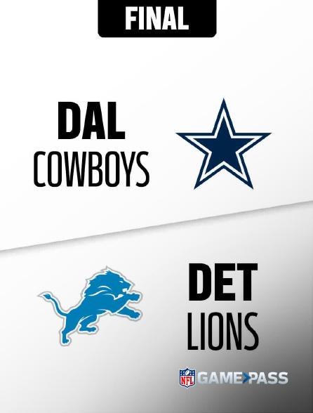 NFL 04 - Cowboys - Lions