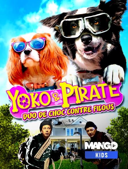 MANGO Kids - Yoko et pirate, duo de choc contre filous