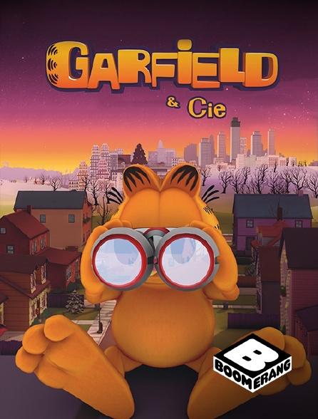 Boomerang - Garfield & Cie