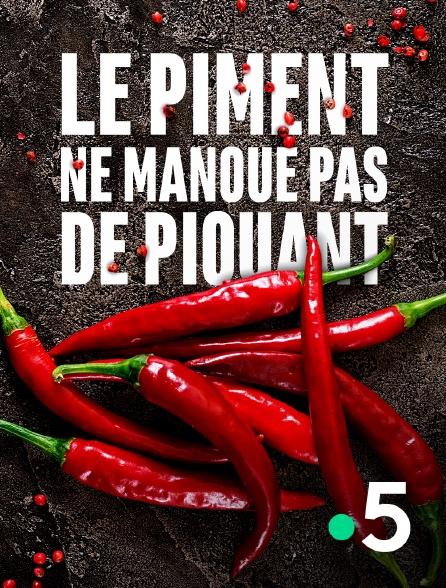 France 5 - Le piment ne manque pas de piquant