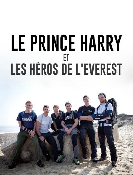 Le prince Harry et les héros de l'Everest