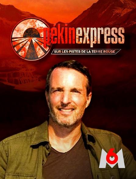 M6 - Pékin Express : sur les pistes de la terre rouge