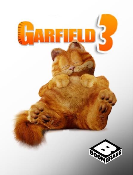Boomerang - Reviens Garfield !