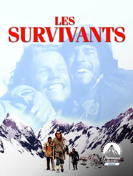 Paramount Channel Décalé - Les survivants