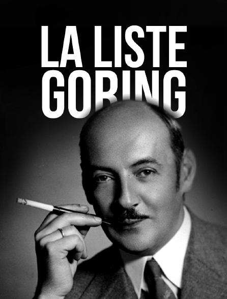 La liste Göring