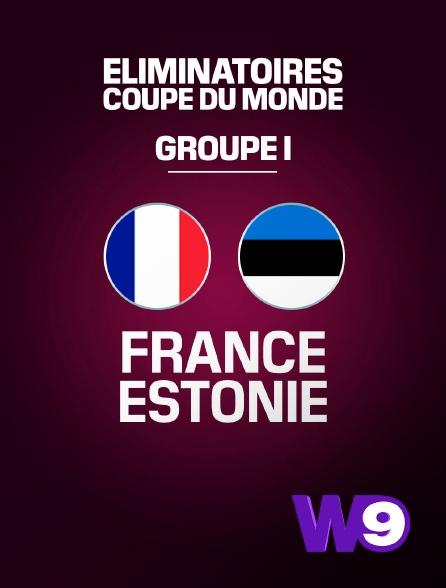 W9 - Football : Qualification pour la Coupe du monde féminine 2023 : France / Estonie